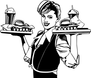 RetroWaitress